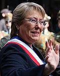 President Michelle Bachelet