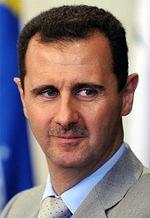 Dictator Bashar al Assad