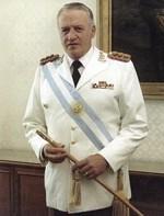 Dictator Leopoldo Galtieri
