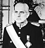 Dictator Reynaldo Bignone