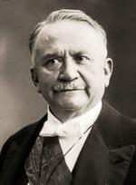 President Gaston Doumergue