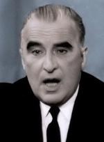 President Georges Pompidou