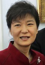 President Park Geun hye