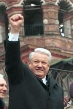 President Boris Yeltsin