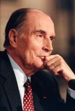 President Francois Mitterrand
