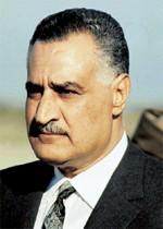 President Gamal Abdel Nasser