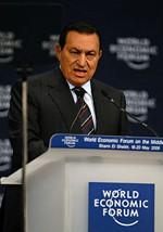 Dictator Hosni Mubarak