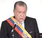 President Rafael Caldera