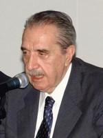 President Raul Alfonsin