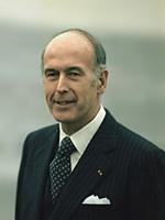 President Valery Giscard d Estaing