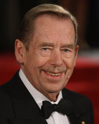 President Vaclav Havel
